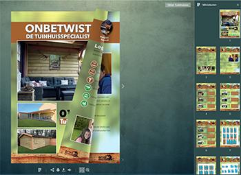 Otter Tuinhuizen Brochure