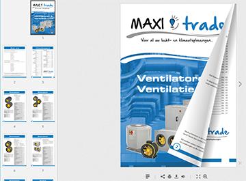 Maxi-Trade Brochure
