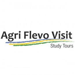Logo Agri Flevo Visit