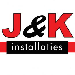 Logo J&K installatie\'s