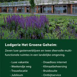 Hotel Het Groene Geheim