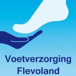 Logo Voetverzorging Flevoland