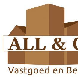 Logo All & co vastgoed en beheer