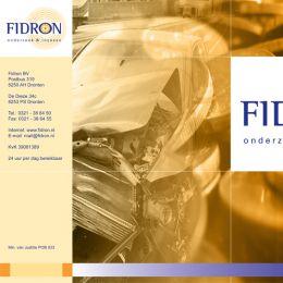 Brochure Fidron