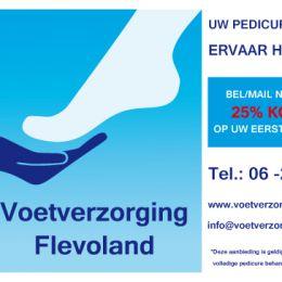 Voetverzorging Flevoland