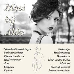 Poster Akke de Boer