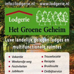 Rollup banner Lodgerie