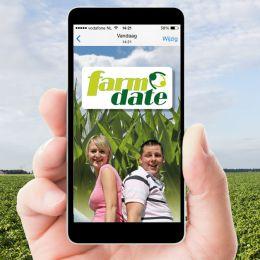 Androïd app Farm Date
