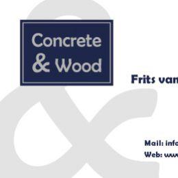 Huisstijl Croncrete & Wood