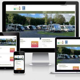 Website Camperpark Urk
